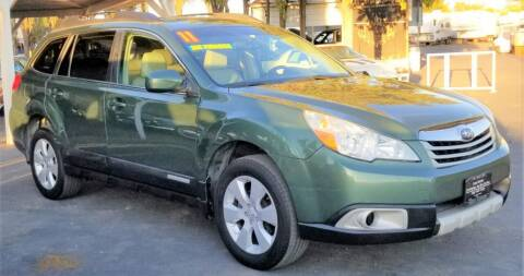 2011 Subaru Outback for sale at Vehicle Liquidation in Littlerock CA