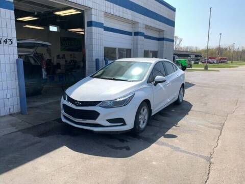 2018 Chevrolet Cruze for sale at BORGMAN OF HOLLAND LLC in Holland MI
