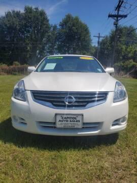 2012 Nissan Altima for sale at CAPITOL AUTO SALES LLC in Baton Rouge LA