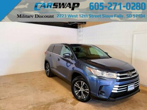 2019 Toyota Highlander for sale at CarSwap in Sioux Falls SD
