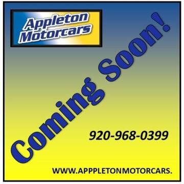 2007 Hyundai Accent for sale at Appleton Motorcars Sales & Service in Appleton WI