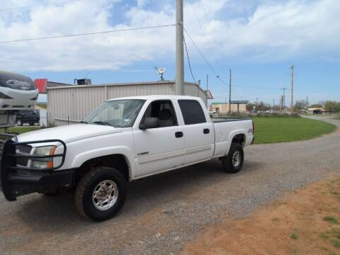 2004 Chevrolet Silverado 2500 for sale at 277 Motors in Hawley TX