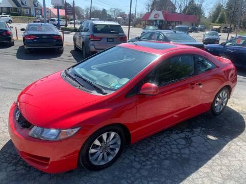 2010 Honda Civic for sale at Masic Motors, Inc. in Harrisburg PA