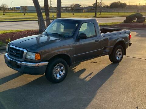 2004 Ford Ranger for sale at M A Affordable Motors in Baytown TX