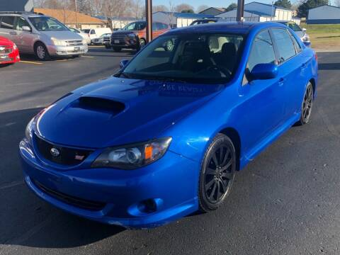 2008 Subaru Impreza for sale at Eagle Auto LLC in Green Bay WI