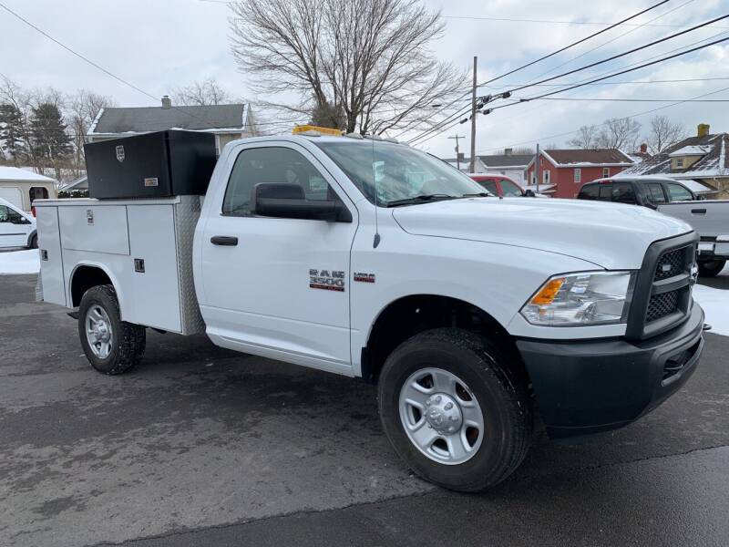 2013 RAM Ram Pickup 3500 for sale at Twin Rocks Auto Sales LLC in Uniontown PA