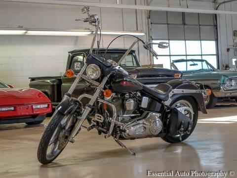 1999 Harley-Davidson Softail for sale at Bill Kay Corvette's and Classic's in Downers Grove IL