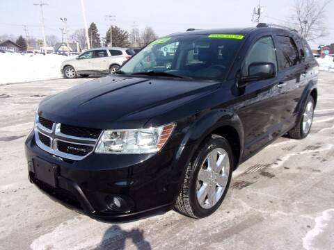 2012 Dodge Journey for sale at Ideal Auto Sales, Inc. in Waukesha WI