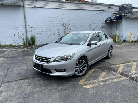 2013 Honda Accord for sale at Santa Motors Inc in Rochester NY