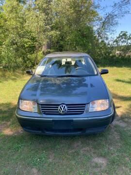 2004 Volkswagen Jetta for sale at Expressway Auto Auction in Howard City MI