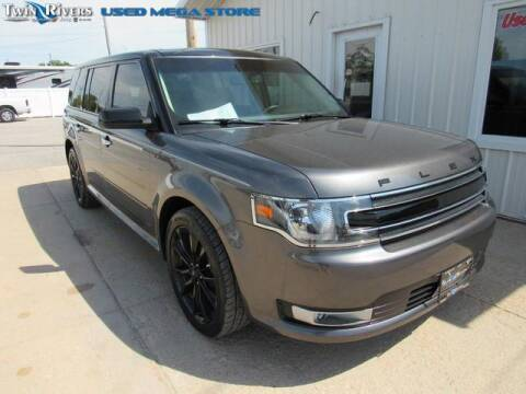2017 Ford Flex for sale at TWIN RIVERS CHRYSLER JEEP DODGE RAM in Beatrice NE