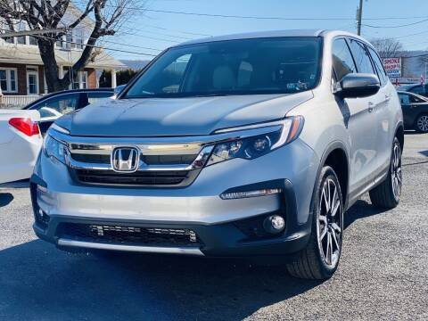 2019 Honda Pilot for sale at HD Auto Sales Corp. in Reading PA