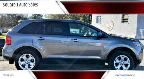 2014 Ford Edge for sale at Square 1 Auto Sales - Commerce in Commerce GA