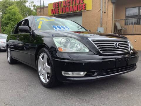 2005 Lexus LS 430 for sale at Active Auto Sales Inc in Philadelphia PA
