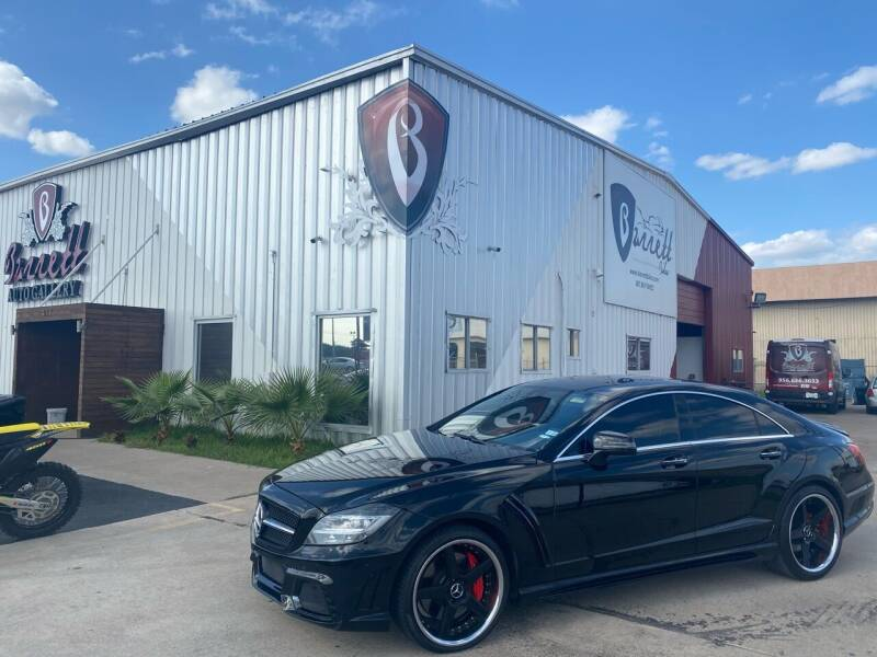 2012 Mercedes-Benz CLS for sale at Barrett Auto Gallery in San Juan TX