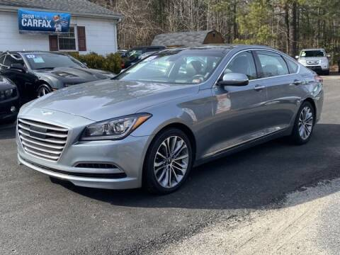 2015 Hyundai Genesis for sale at Star Auto Sales in Richmond VA
