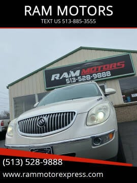 2008 Buick Enclave for sale at RAM MOTORS in Cincinnati OH