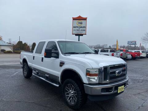 2010 Ford F-250 Super Duty for sale at TDI AUTO SALES in Boise ID