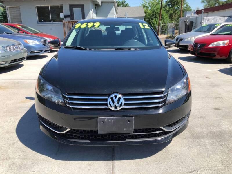 2012 Volkswagen Passat for sale at Best Buy Auto in Boise ID