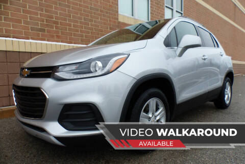 2018 Chevrolet Trax for sale at Macomb Automotive Group in New Haven MI