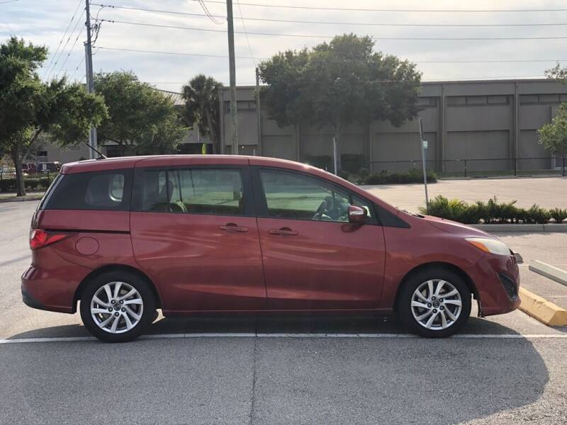 2013 Mazda MAZDA5 for sale in Lakeland, FL