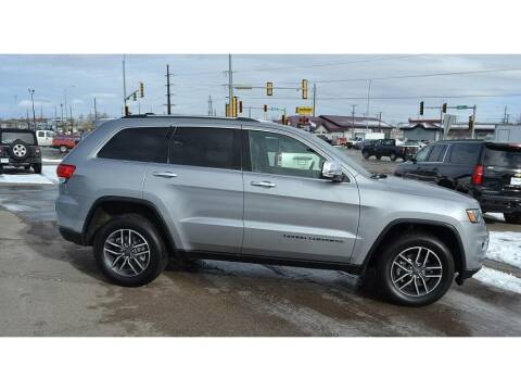2019 Jeep Grand Cherokee for sale at Platinum Car Brokers in Spearfish SD