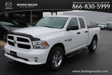2018 RAM Ram Pickup 1500 for sale at Bening Mazda in Cape Girardeau MO