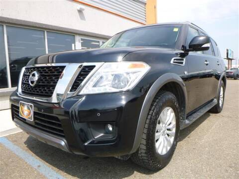 2019 Nissan Armada for sale at Torgerson Auto Center in Bismarck ND