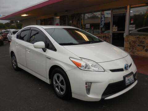 2012 Toyota Prius for sale at Auto 4 Less in Fremont CA