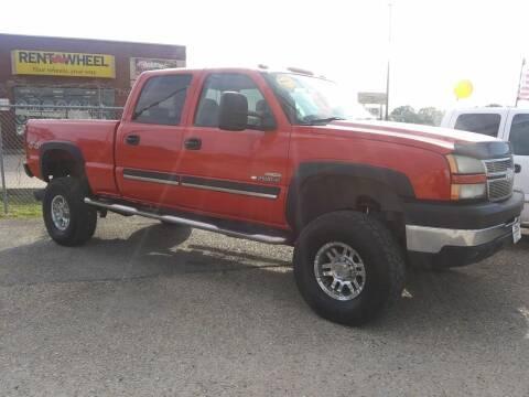 2007 Chevrolet Silverado 2500HD Classic for sale at CAPITOL AUTO SALES LLC in Baton Rouge LA