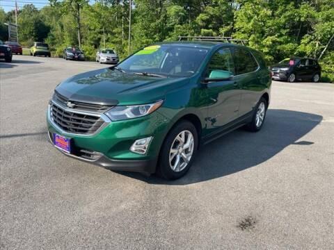 2018 Chevrolet Equinox for sale at North Berwick Auto Center in Berwick ME