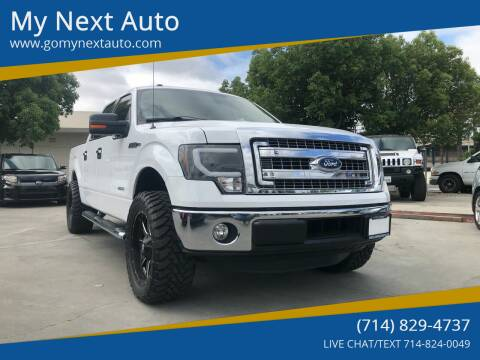 2014 Ford F-150 for sale at My Next Auto in Anaheim CA