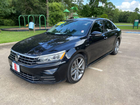 2018 Volkswagen Passat for sale at B & M Car Co in Conroe TX
