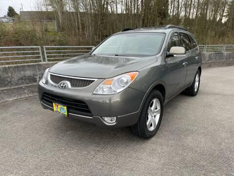 2008 Hyundai Veracruz for sale at Zipstar Auto Sales in Lynnwood WA