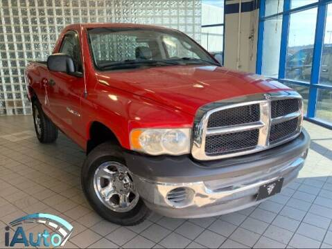 2002 Dodge Ram Pickup 1500 for sale at iAuto in Cincinnati OH