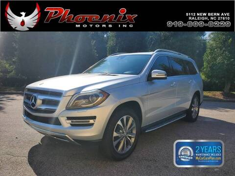 2015 Mercedes-Benz GL-Class for sale at Phoenix Motors Inc in Raleigh NC
