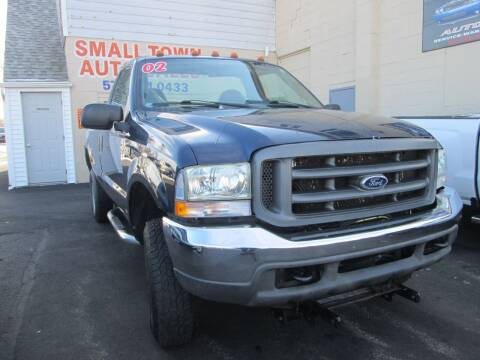 2002 Ford F-250 Super Duty for sale at Small Town Auto Sales in Hazleton PA