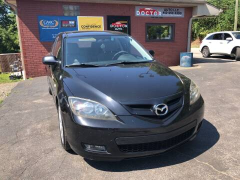 2008 Mazda MAZDA3 for sale at Doctor Auto in Cecil PA