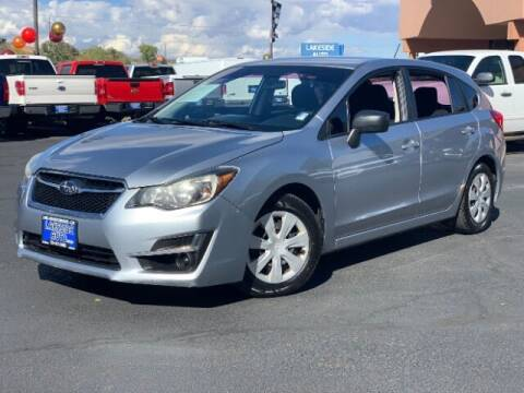 2015 Subaru Impreza for sale at Lakeside Auto Brokers in Colorado Springs CO
