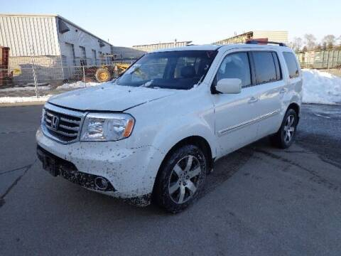 2013 Honda Pilot for sale at S & M IMPORT AUTO in Omaha NE