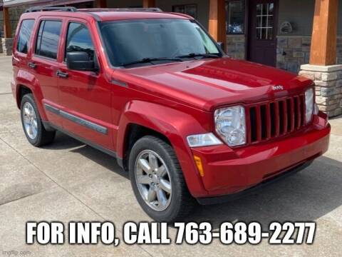 2009 Jeep Liberty for sale at Affordable Auto Sales in Cambridge MN