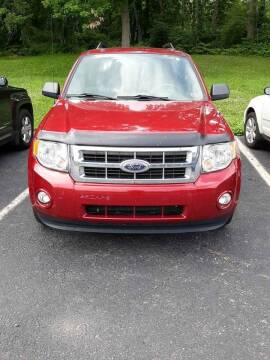 2012 Ford Escape for sale at Sussex County Auto Exchange in Wantage NJ