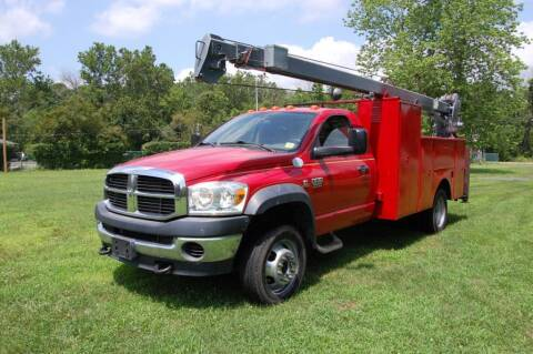 2008 Dodge Ram Chassis 5500 for sale at New Hope Auto Sales in New Hope PA