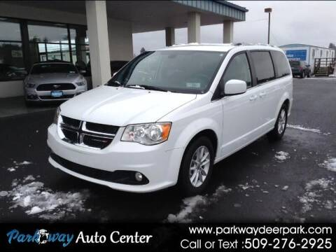 2019 Dodge Grand Caravan for sale at PARKWAY AUTO CENTER AND RV in Deer Park WA