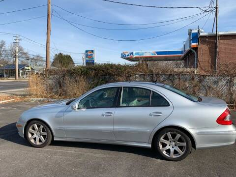 2007 Mercedes-Benz E-Class for sale at Primary Motors Inc in Commack NY
