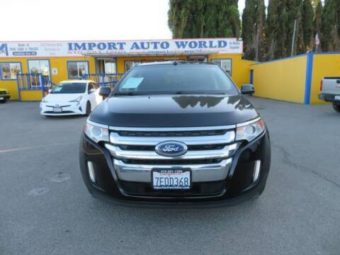 2014 Ford Edge for sale at Import Auto World in Hayward CA