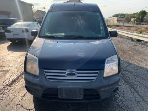 2010 Ford Transit Connect for sale at Discovery Auto Sales in New Lenox IL
