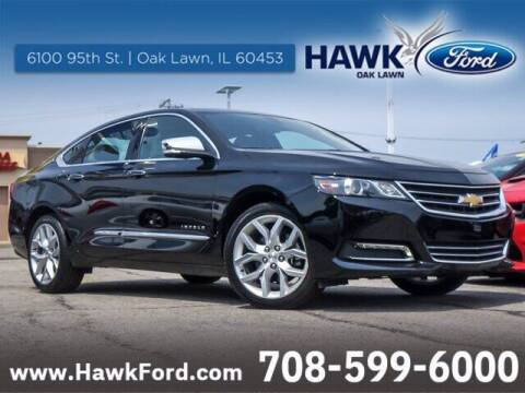 2020 Chevrolet Impala for sale at Hawk Ford of Oak Lawn in Oak Lawn IL
