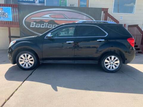 2010 Chevrolet Equinox for sale at Badlands Brokers in Rapid City SD