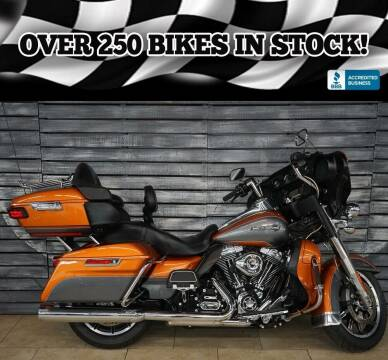 2015 Harley-Davidson Electra Glide for sale at AZautorv.com in Mesa AZ